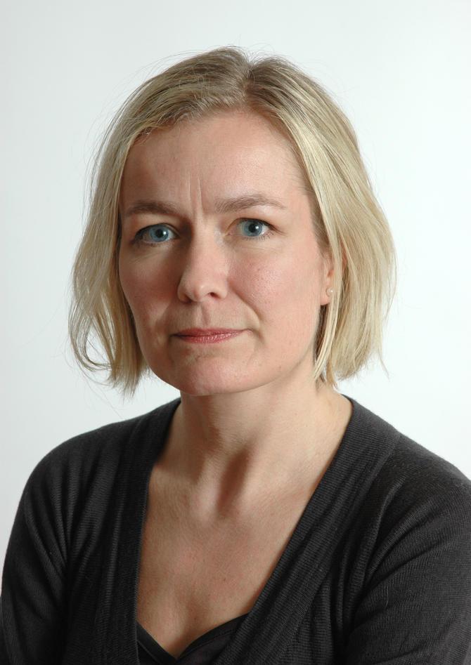 Postdoktor Lise Hellebø Rykkja