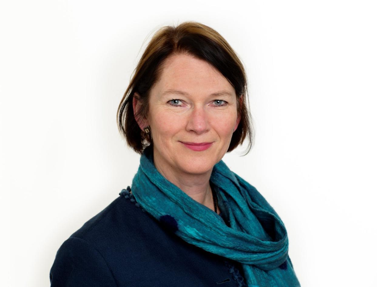 Professor Lise Øvrreås, Academic Director of Ocean Sustainability Bergen at the University of Bergen in Norway.