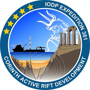 Logo IODP Expedisjon