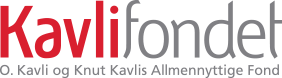 Kavlifondet logo