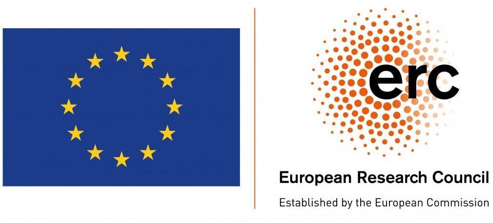 Logo og flagg, ERC