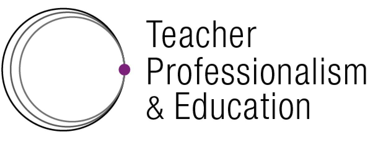 Logo Teacher Professionalism & Education