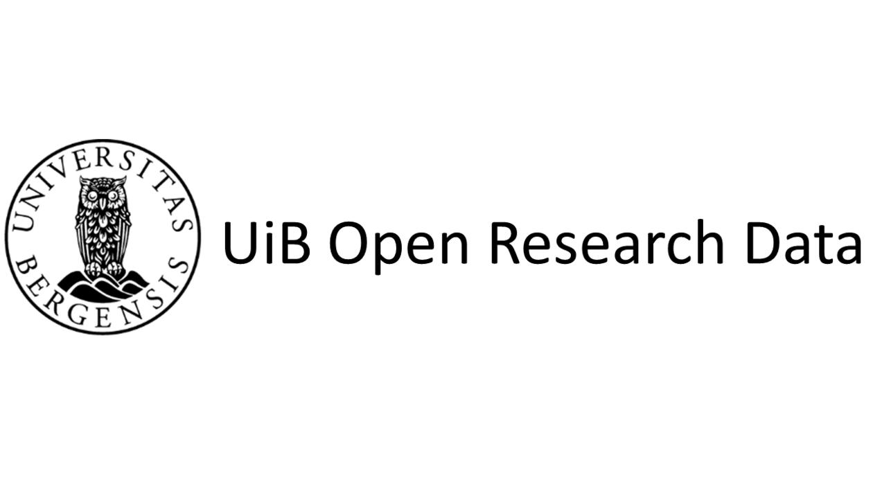 Logo of UiB Open Research Data