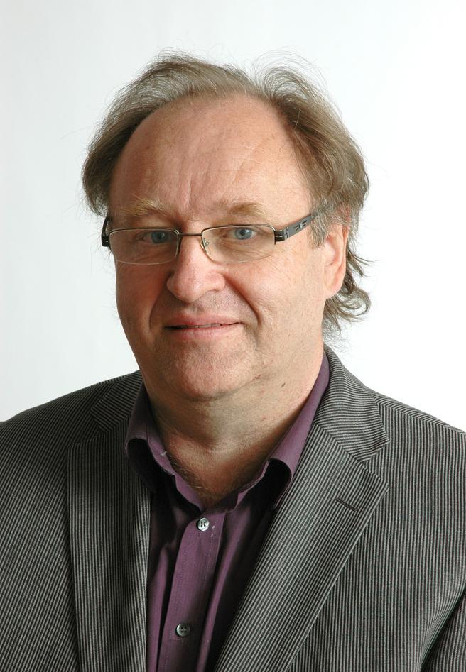 Portrett av professor Kjell Erik Lommerud