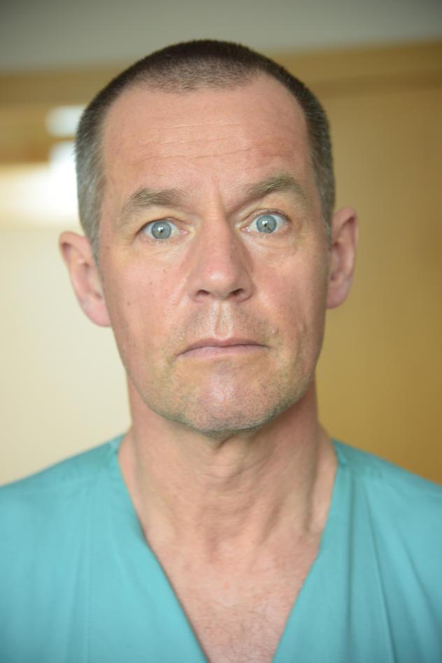 Morten Lund-Johansen portrait.