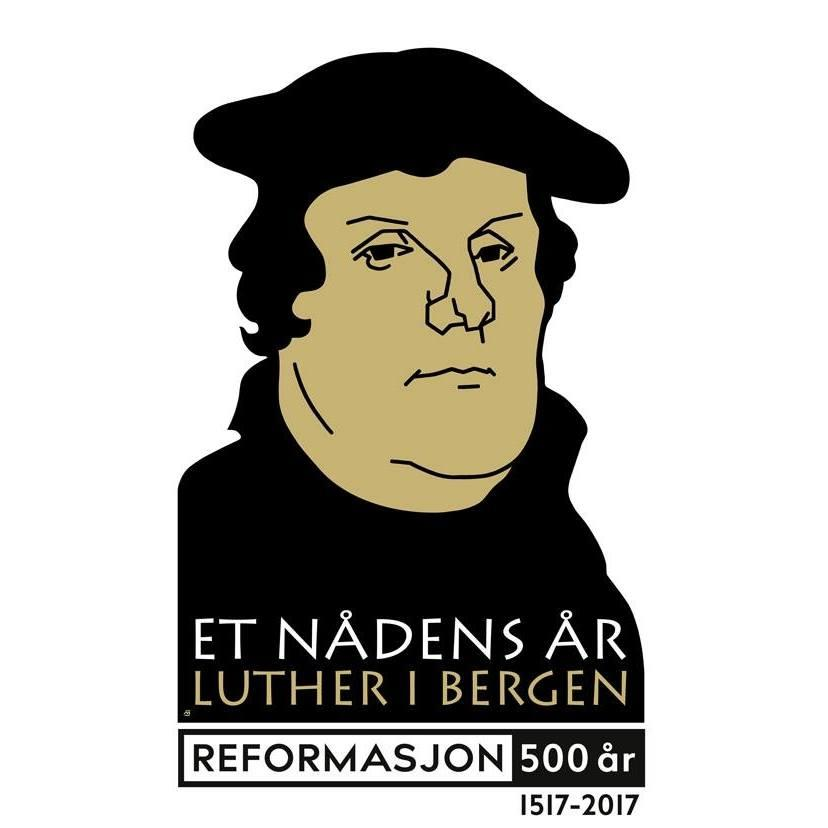 Logo til Reformasjonsbyen Bergen