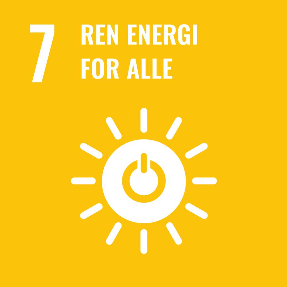 Bærekraftsmål#7