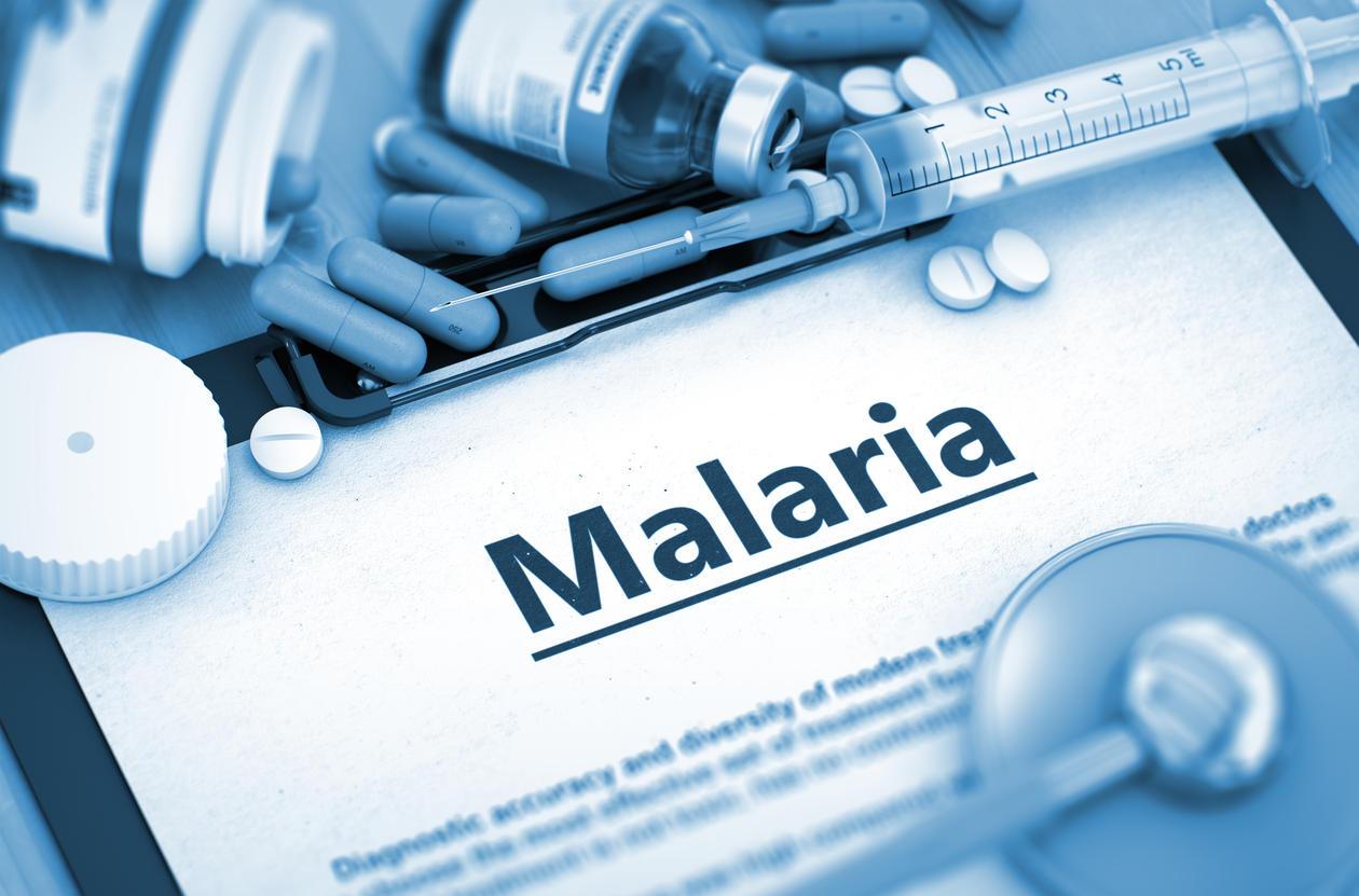 Malaria og medisin