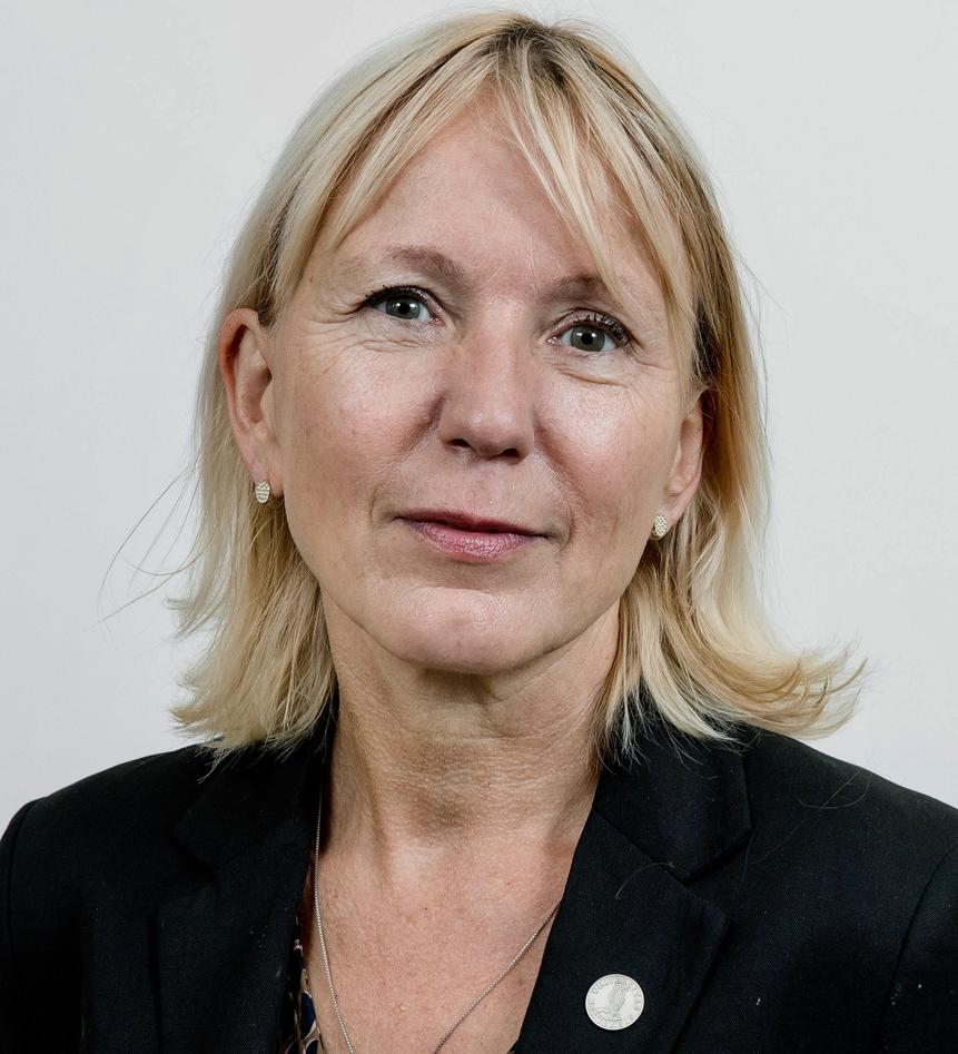 Margareth Hagen, portrett, seminarrekke, kunnskapsfornektelse