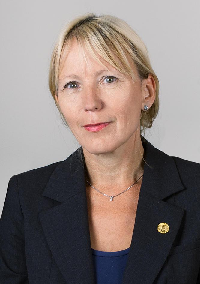 Dekan Margareth Hagen, Det humanistiske fakultet, Universitetet i Bergen (UiB).