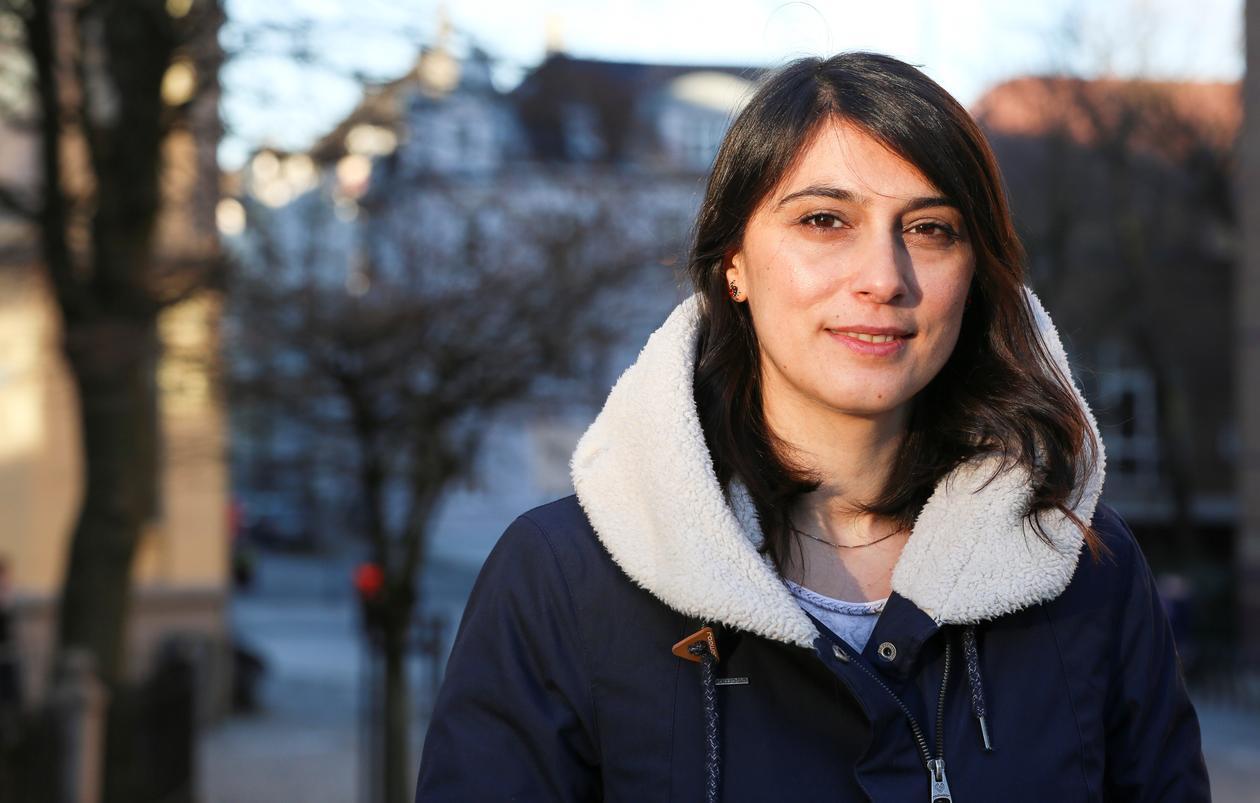 Marija Slavkovik,  førsteamanuensis, Institutt for informasjons- og medievitenskap, Universitetet i Bergen