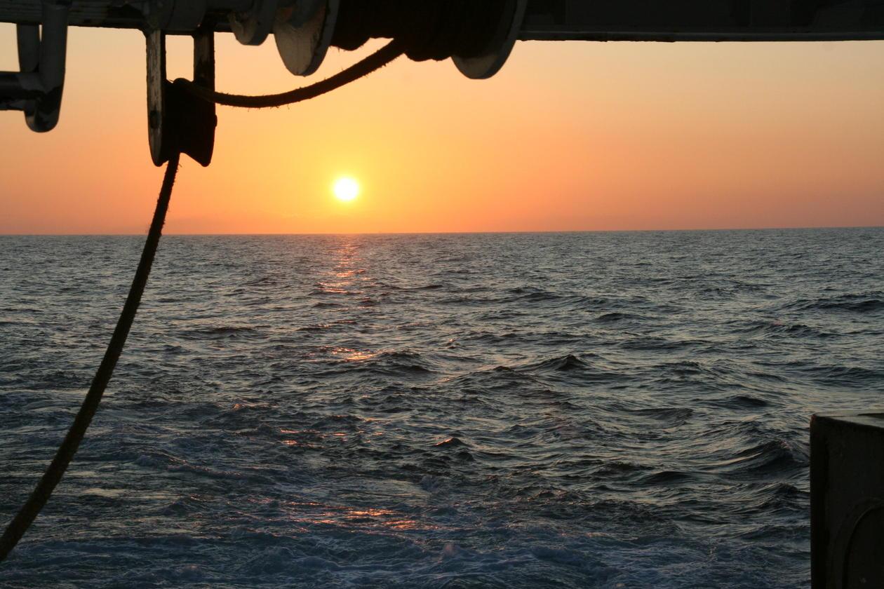 På tokt i Nordsjøen