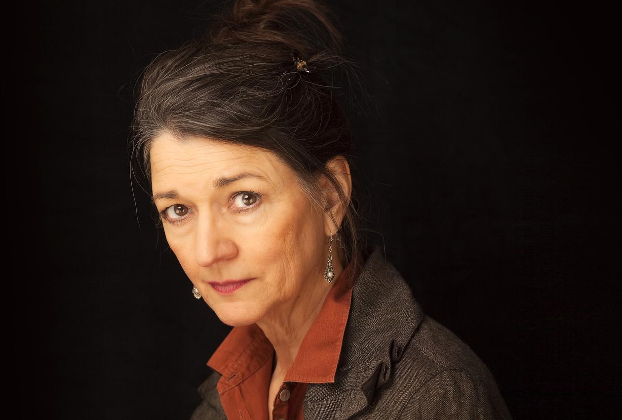 Portrait of Marina Warner