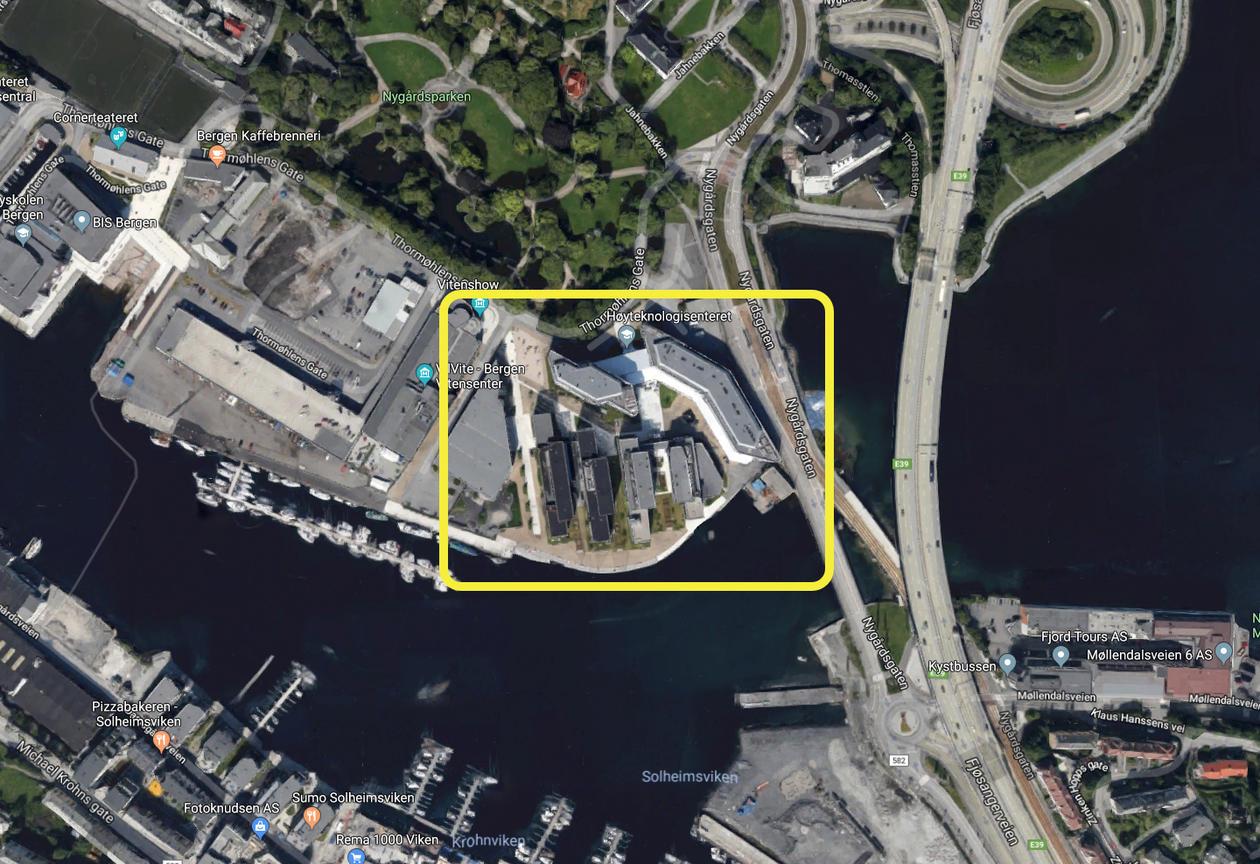 marineholmen kart Canada draws inspiration from Bergen supercluster | Universitetet  marineholmen kart