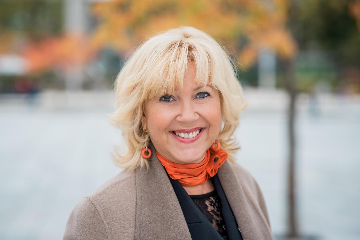 Marit Warncke, administrerende direktør, Bergen Næringsråd
