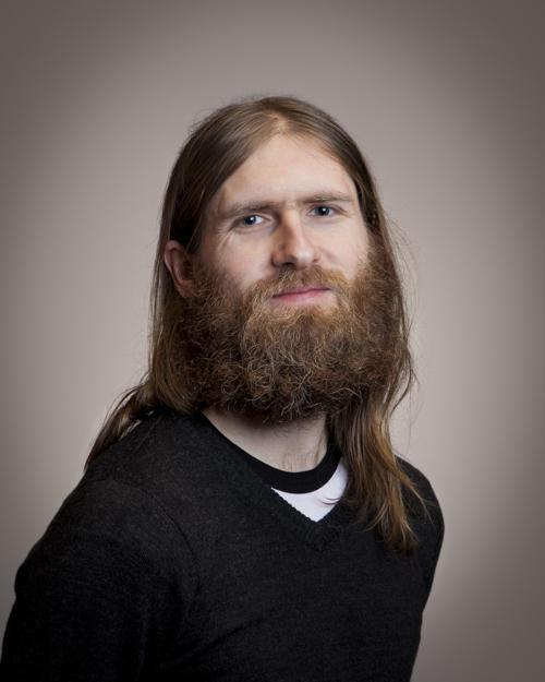 Alumni-mentor Marius Kambestad