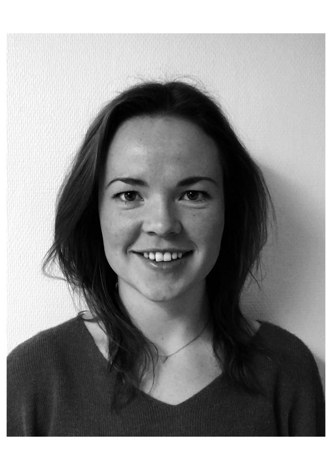 Portrait of Karen Klepsland Mauland.