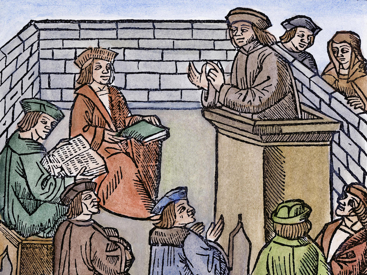 Middelalderuniversitetet