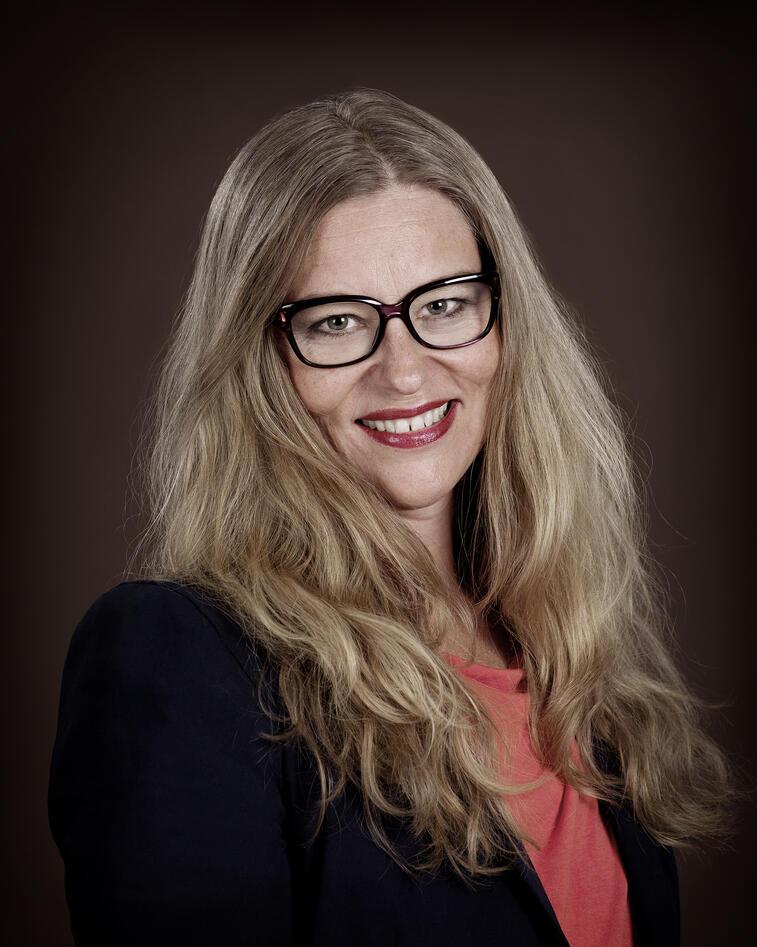 Portrettfoto Mette Løkeland