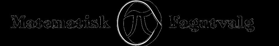 Matematisk fagutvalg logo