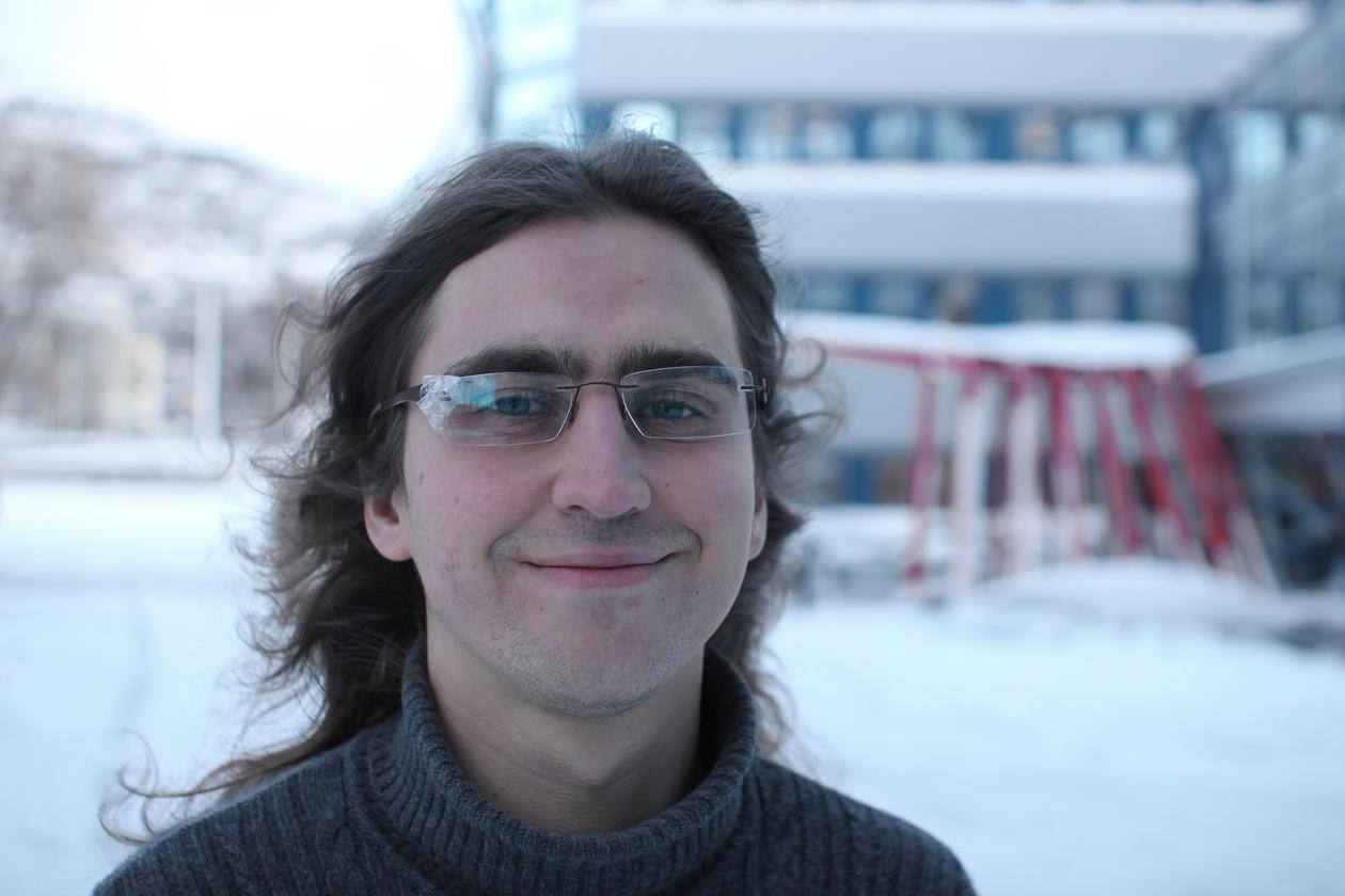 Michal Pilipczuk, PhD graduate, Department of Informatics, University of Bergen.