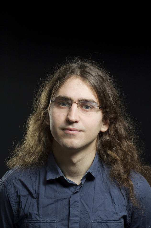 Algorithms researcher Michał Pilipczuk, PhD graduate in November 2013 at the Department of Informatics, University of Bergen (UiB).