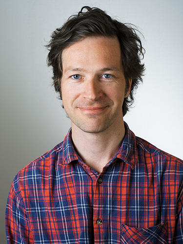 Portrettfoto Kristian Mjåland