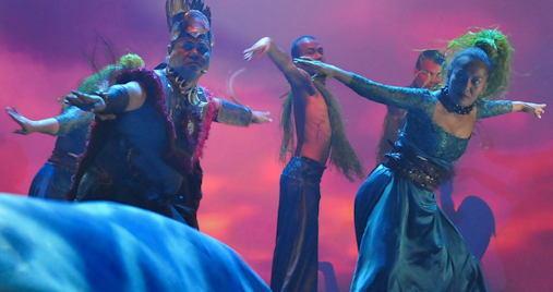 Dansere fra Stillehavsøyene