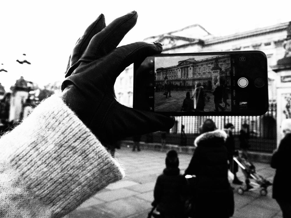 London gjennom kameralinsen