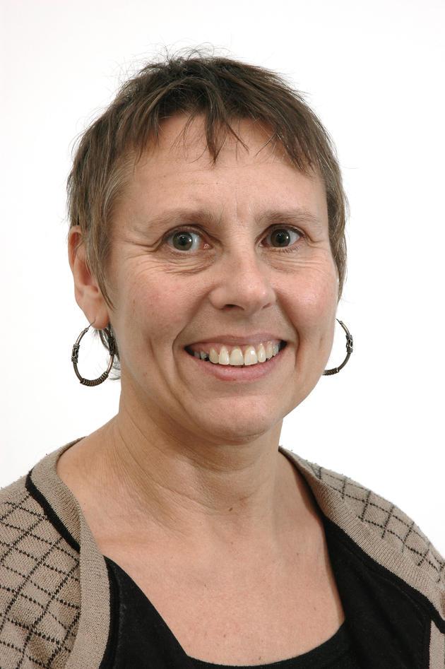 Professor Bente Moen, leder for Senter for internasjonal helse ved Universitetet i Bergen.