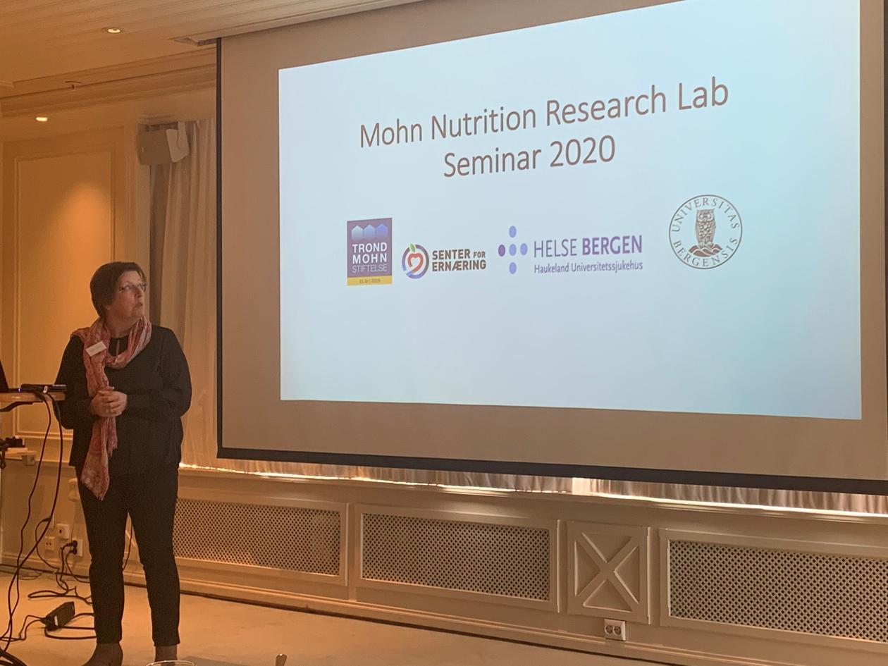 Mohn seminar 2020 with Jutta Dierkes