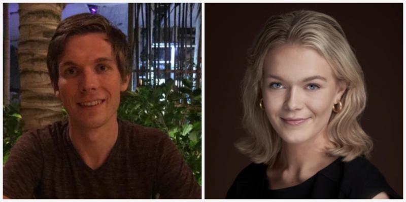 Stian Dahle og Solveig Brunstad