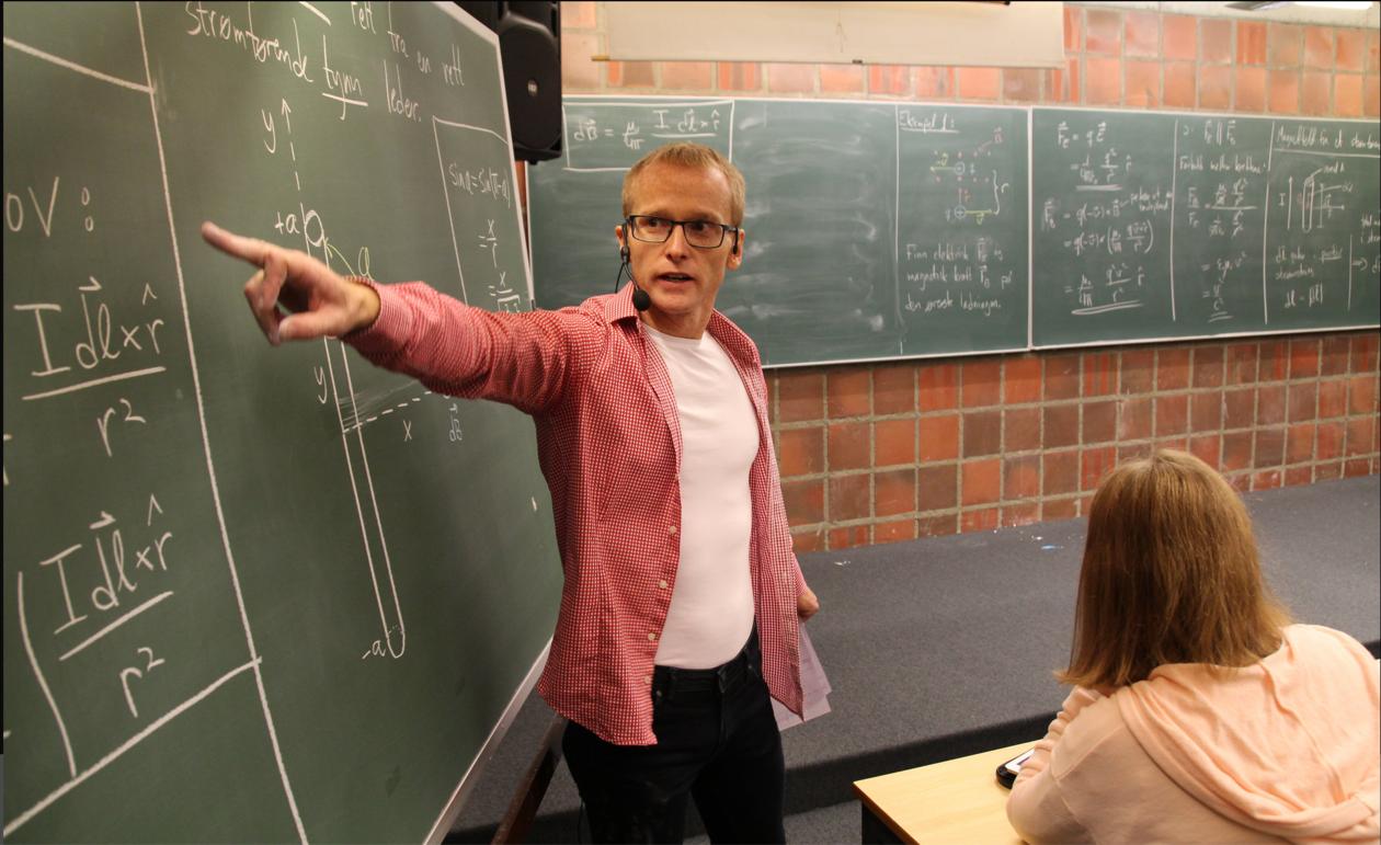 Prof. Morten Førre