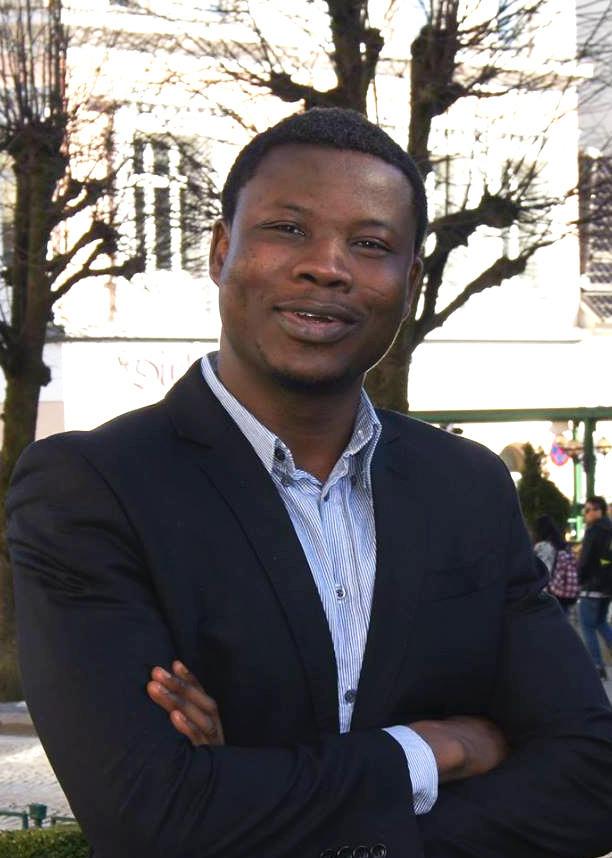 Master student Moses Mosonsieyiri Kasanga.