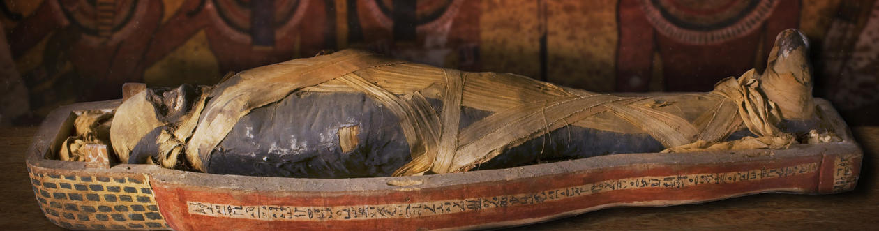 Egyptisk mumie