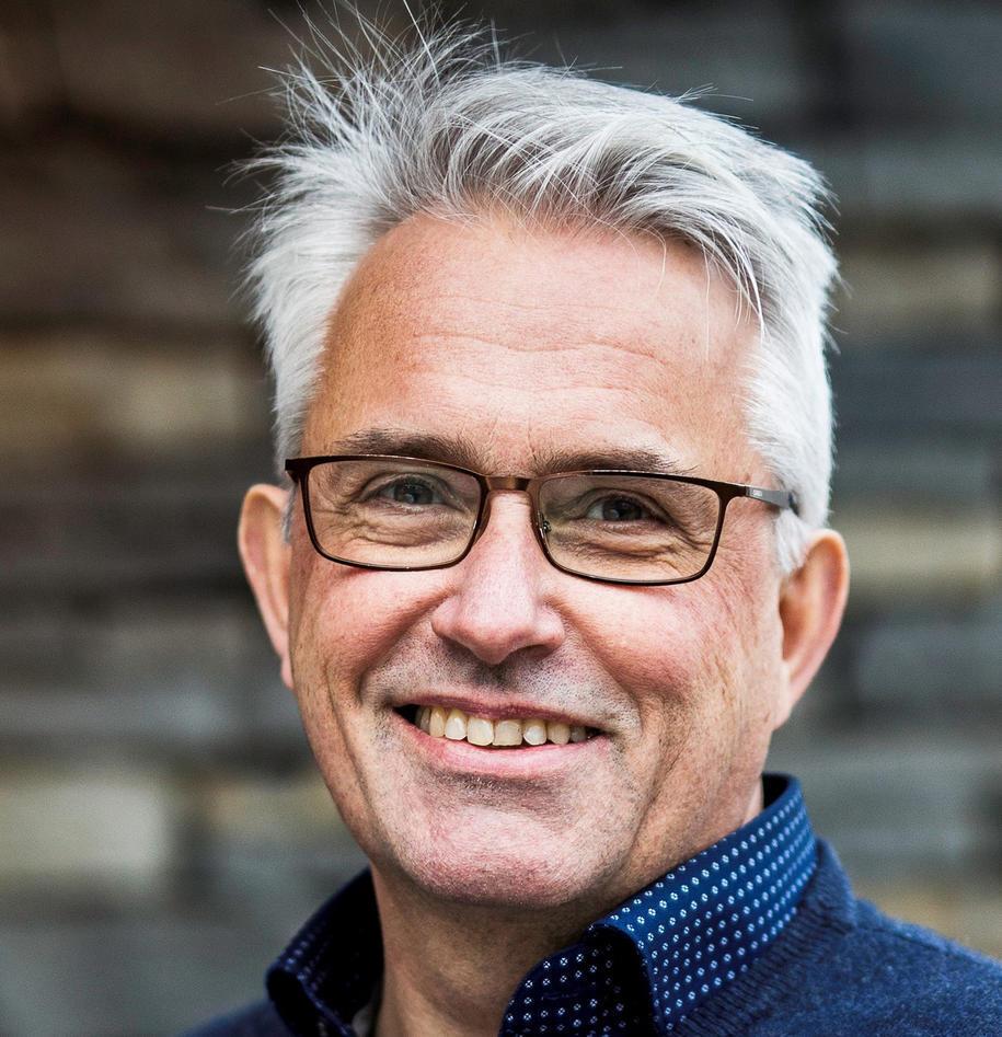 Portrettfoto av Kjell-Morten Myhr