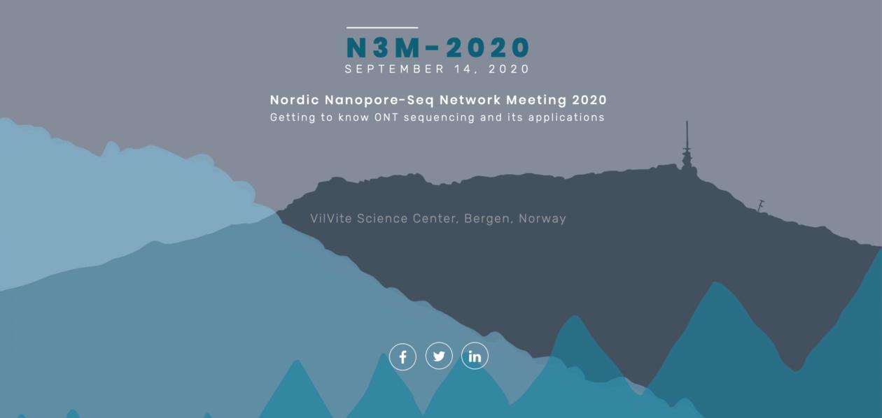 The Nordic Nanopore-Seq Network