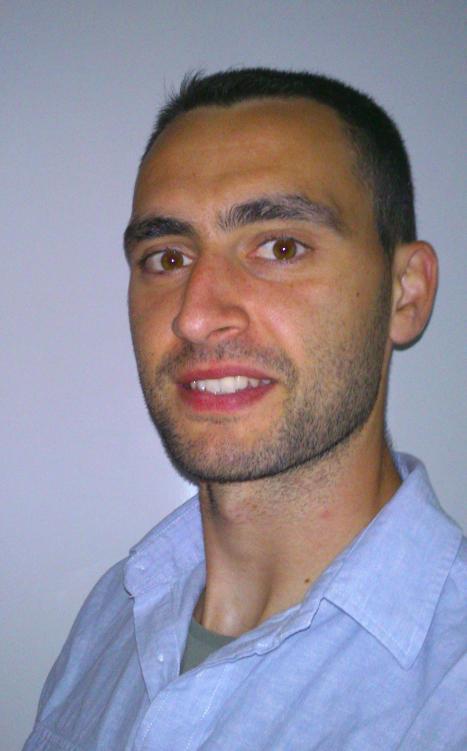 Portrettfoto Mattia Natali