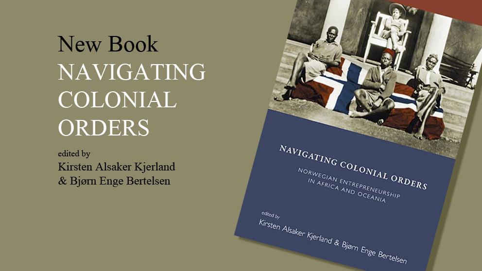 Ny bok: Navigation Colonial Orders