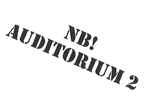 NB Auditorium 2, BBB