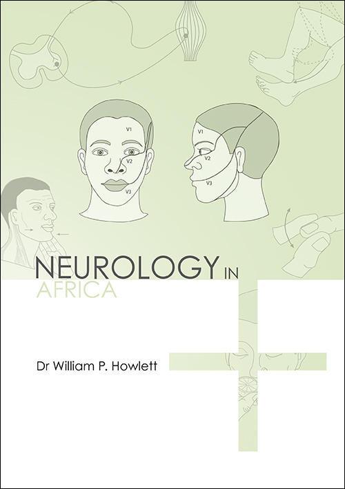 Neurology book cover