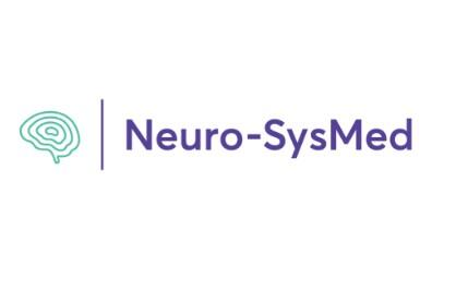 Logo for project Neuro-SysMed - figure and text