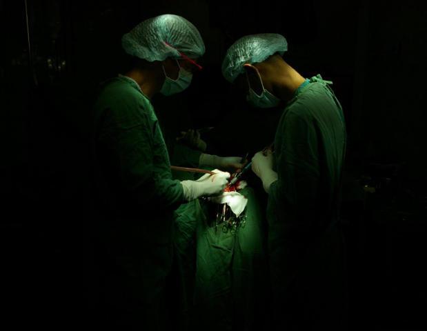 Hjerneoperasjon