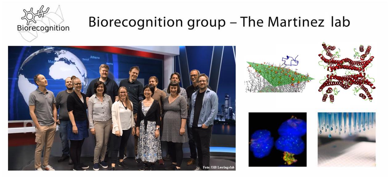Martinez Lab Picture