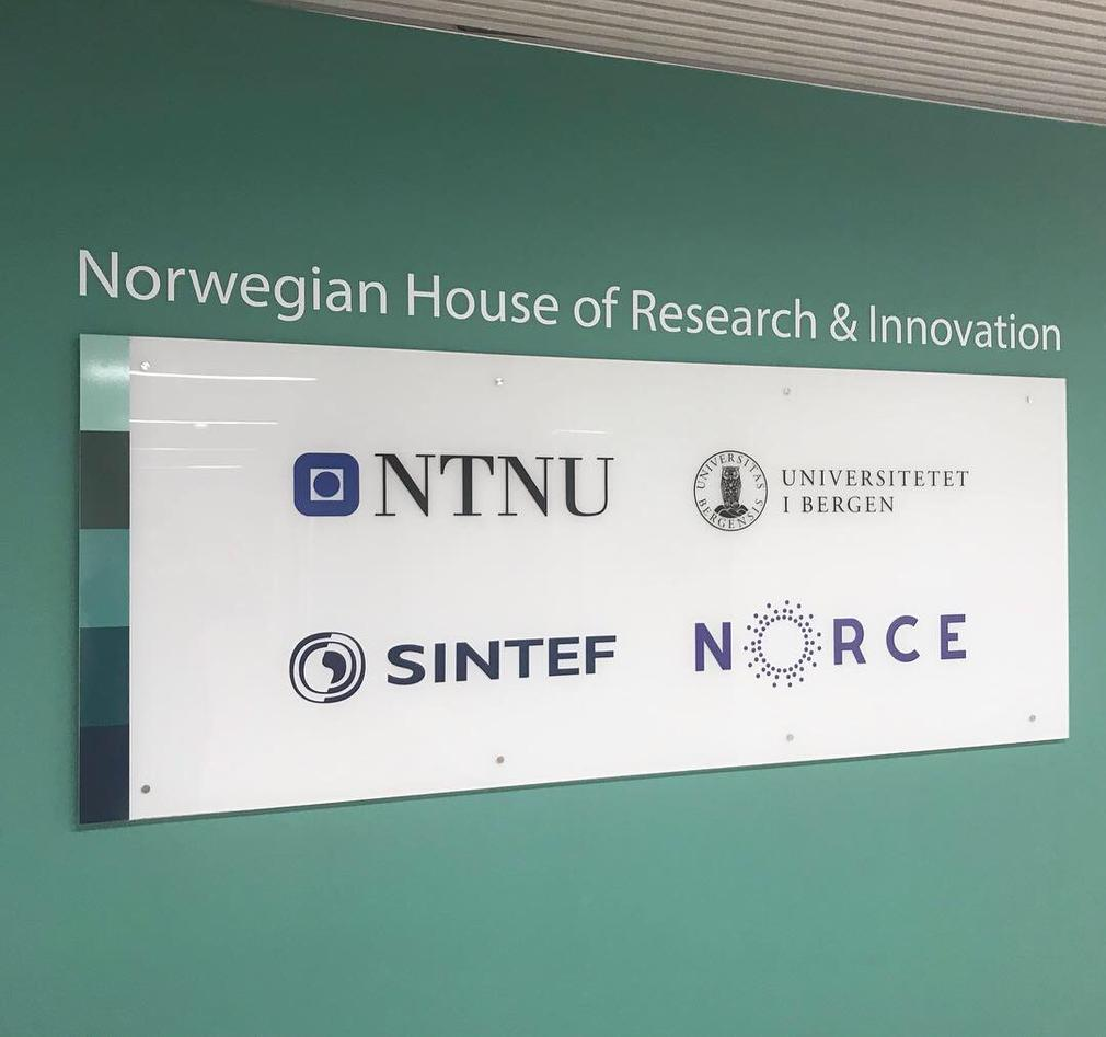 Norwegian House of Research and Innovation logo