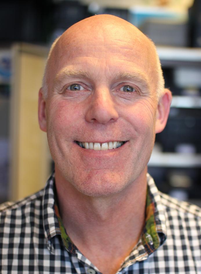 Professor Nikolai Østgaard, Department of Physics and Technology, University of Bergen.