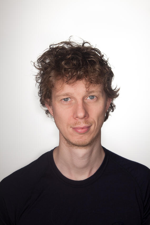 Profilbilde av Nils Halberg