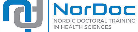 Bildet viser NorDocs logo