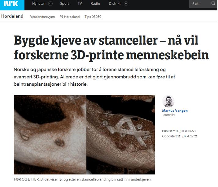 Printscreen nrk.no