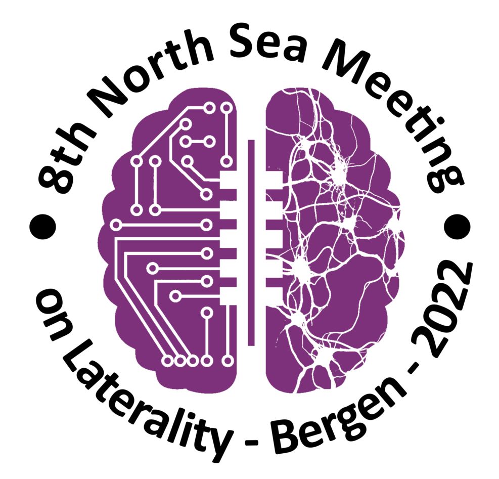 8th North Sea Meeting on Laterality Logo